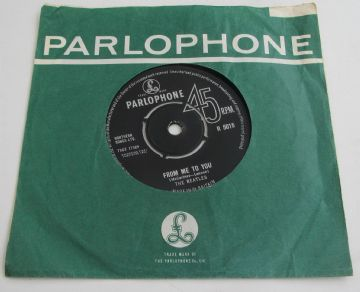 "Beatles FROM ME TO YOU 1963 UK 7"" NEAR MINT AUDIO"